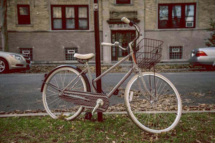 Trend in fietsenland; de transportfiets